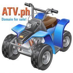 atv.ph 3letter Domain for sale