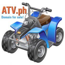 atv.ph 3letter Domain for sale